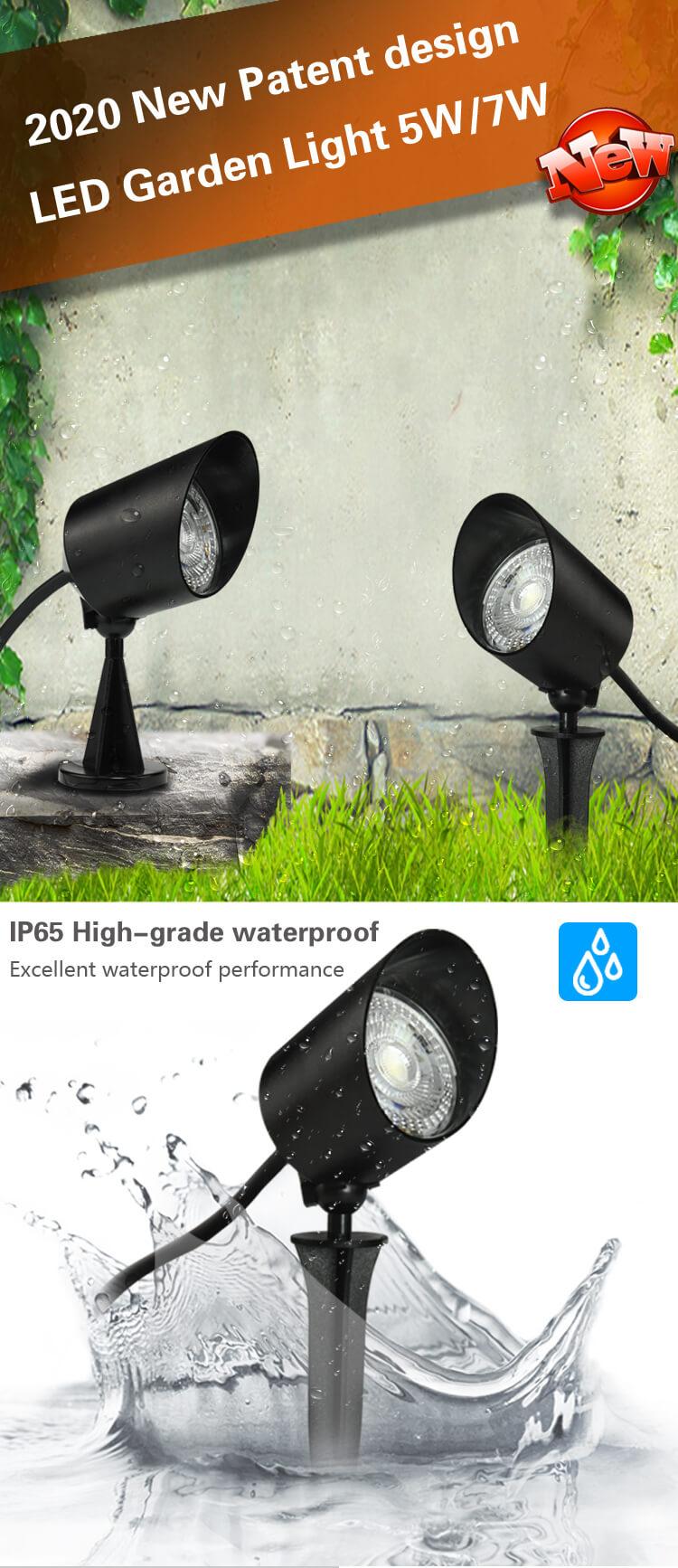 LED Bollard Light / Spike